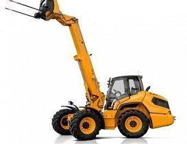 1.33B Peso 8.200 Kg Capacidad MAX. horquillas 3.200 Kg Potencia 136 CV Italiano Inglés