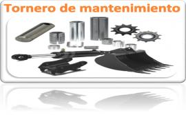 TORNERO DE MANTENIMIENTO