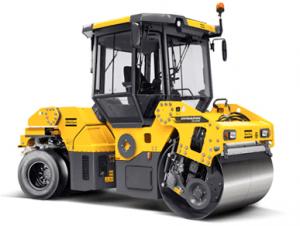 CC2300C MotorDeutz 100 CV Carga en ruedas 888 kg/rueda km/h Amplitud nominal 0,5/0,2 mm Frecuencia de Vibración 48/62 Hz Fuerza centrífuga 72/51 kN Peso7.600 Kg Español