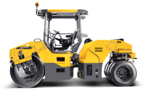 CC5200C MotorCummins 130 CV Carga en ruedas 1100 kg/rueda km/h Amplitud nominal 0,8/0,3 mm Frecuencia de Vibración 51/67 Hz Fuerza centrífuga 154/101 kN Peso10.000 Kg Español