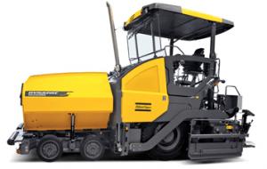 SD2500WS MotorCummins 173 CV Ancho de trabajo 2,05/9 m Peso18 t Capacidad extendido 750 t/h Espesor tongada max. 300 mmCapacidad Tolva 6 m3Diámetro sinfín 380 mmRadio de giro 2477 mm Español