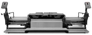 V3500V Peso1450 Kg Ancho trabajo 0,7/4,7 mSitema calentamiento PropanoFrecuencia Vibración 3000 rpm Español