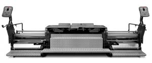 V3500VE Peso1450 Kg Ancho trabajo 0,7/4,7 mSitema calentamiento EléctricoFrecuencia Vibración 3000 rpm Español