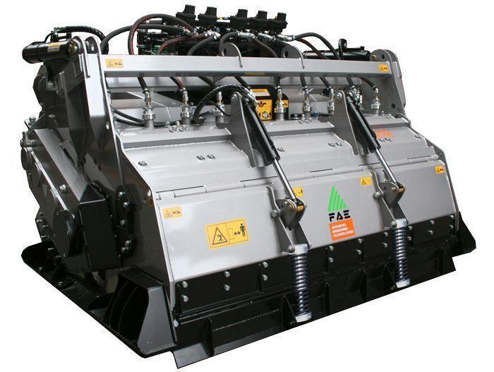 MTM 200 Ancho de Trabajo 2053 mm Potencia Tractor 240-360 CV Profundidad Trabajo 24-40 cm Rotor Dientes fijos Peso 5700 Kg Español Inglés