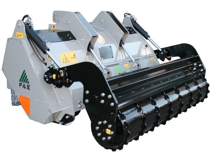SFL 150 Ancho de Trabajo 1590 mm Potencia Tractor 120-160 CV Diámetro MAX Trituración 15 cm Rotor Dientes Fijos Profundidad Trabajo 15 cm Español Inglés