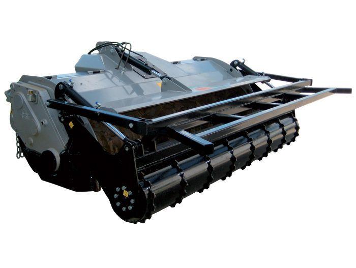 SSL SPEED 150 Ancho de Trabajo 1580 mm Potencia Tractor 100-160 CV Diámetro MAX Trituración 30 cm Rotor Dientes Fijos Profundidad Trabajo 30 cm Español Inglés
