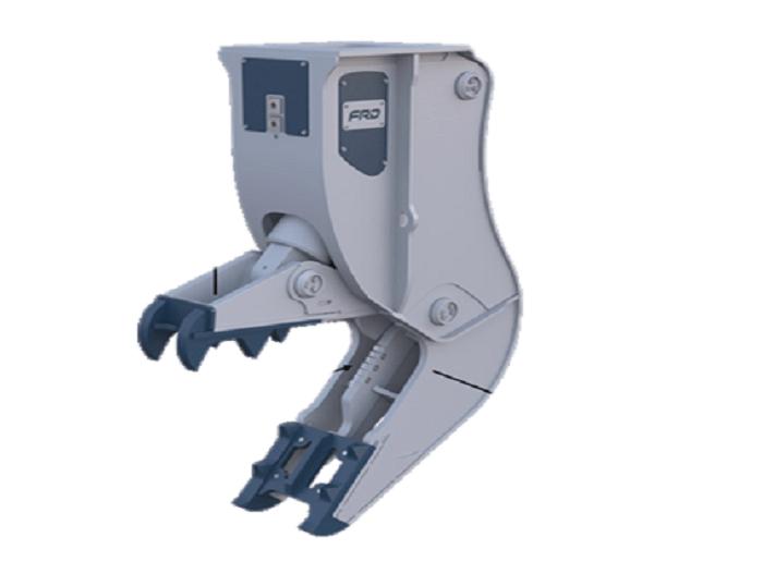 VS9E Peso de Máquina 11-16 ton Largo de Corte 200 mm Apertura 710 mm Fuerza Apriete Punta 650 kN Rotación No Peso Cizalla 1.300 Kg Inglés