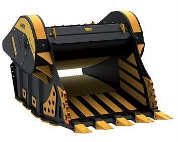 BF 150.10 Máquina 70 ton Produccion 120 m3/h Capacidad carga 2,30 m3 Boca  1.450x700 mm Salida 100-200 mm Caudal 380 l/min Presión 230 bar Peso 10.500 Kg Español