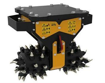 R800 Máquina 10-22 ton Caudal 200-300 l/min Presión 350 bar Par salida 10000 Nm Fuerza de corte 33900 N Peso 1.000 Kg Español
