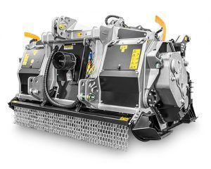 MTH/HP 225 Ancho de Trabajo 2320 mm Potencia Tractor 360-500 CV Profundidad Trabajo 32-50 cm Rotor Dientes fijos Peso 7800 Kg Español Inglés